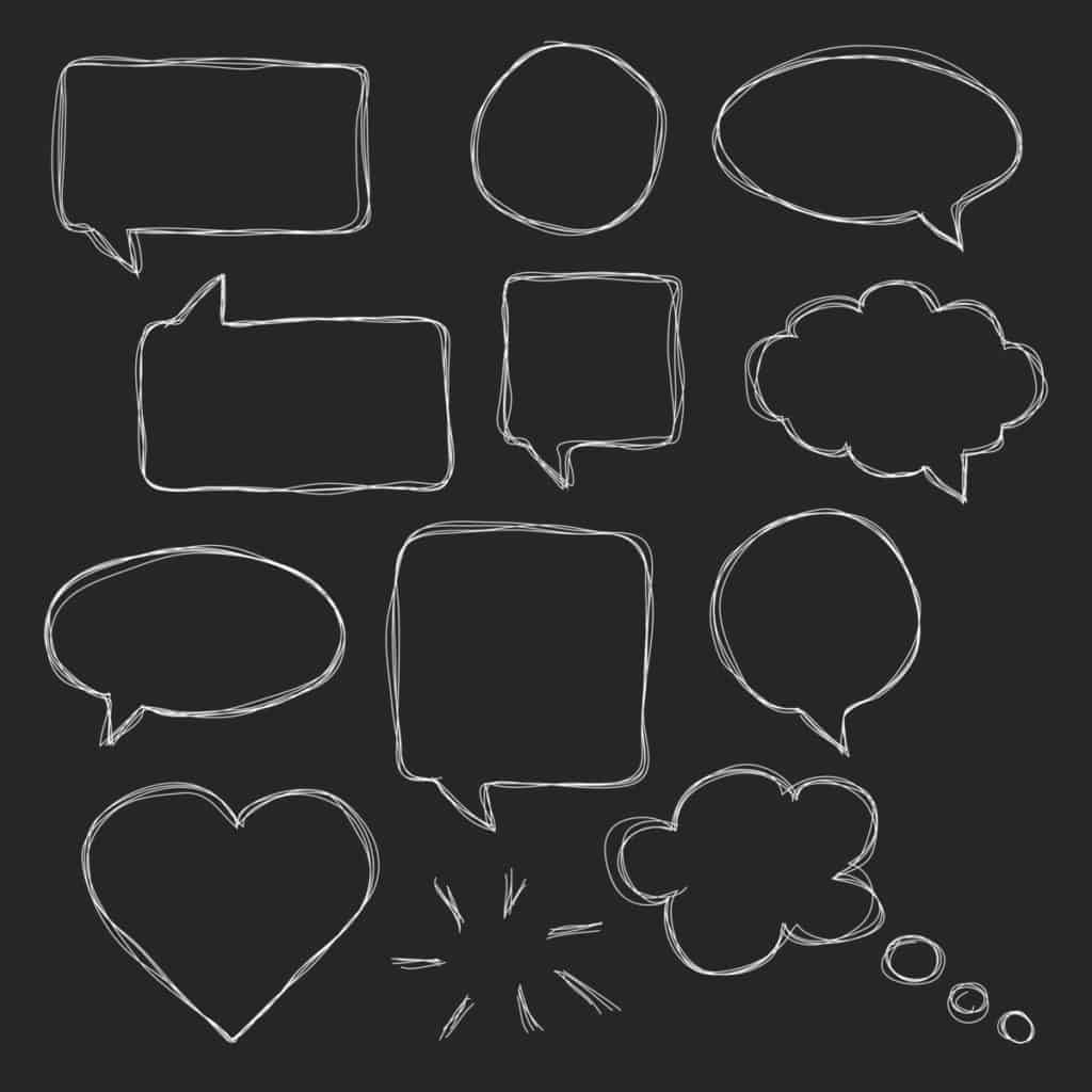 The anatomy of a guest follow-up dialogue