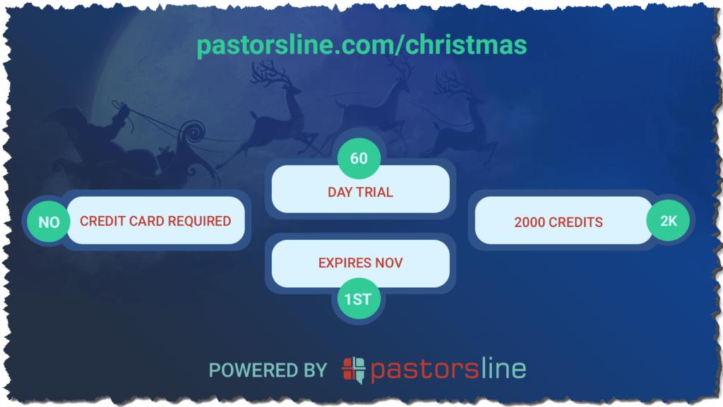 Christmas 2018 PastorsLine