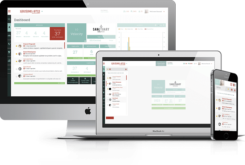 PastorsLine | The best bulk text and calling solution for churches