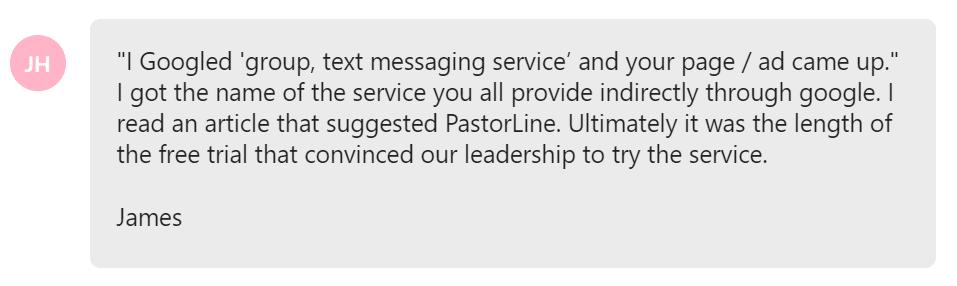 Bulk Texting Service