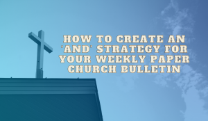 Paper-Church-Bulletin