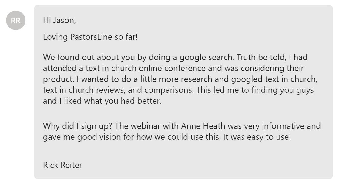 text-in-church-vs-pastorsline